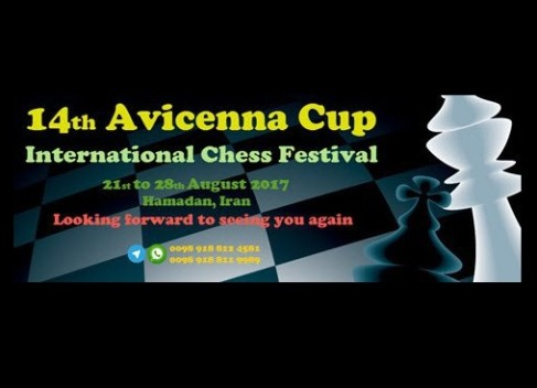 14th Avicenna Cup - International Chess Festival