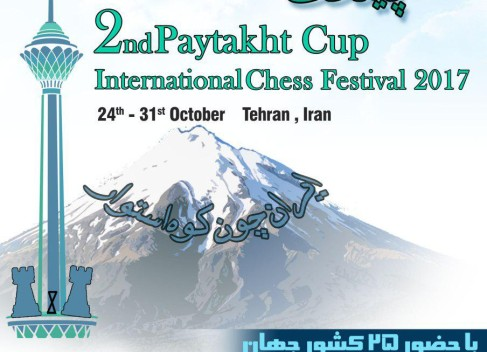 2nd Paytakht Cup International Chess Festival